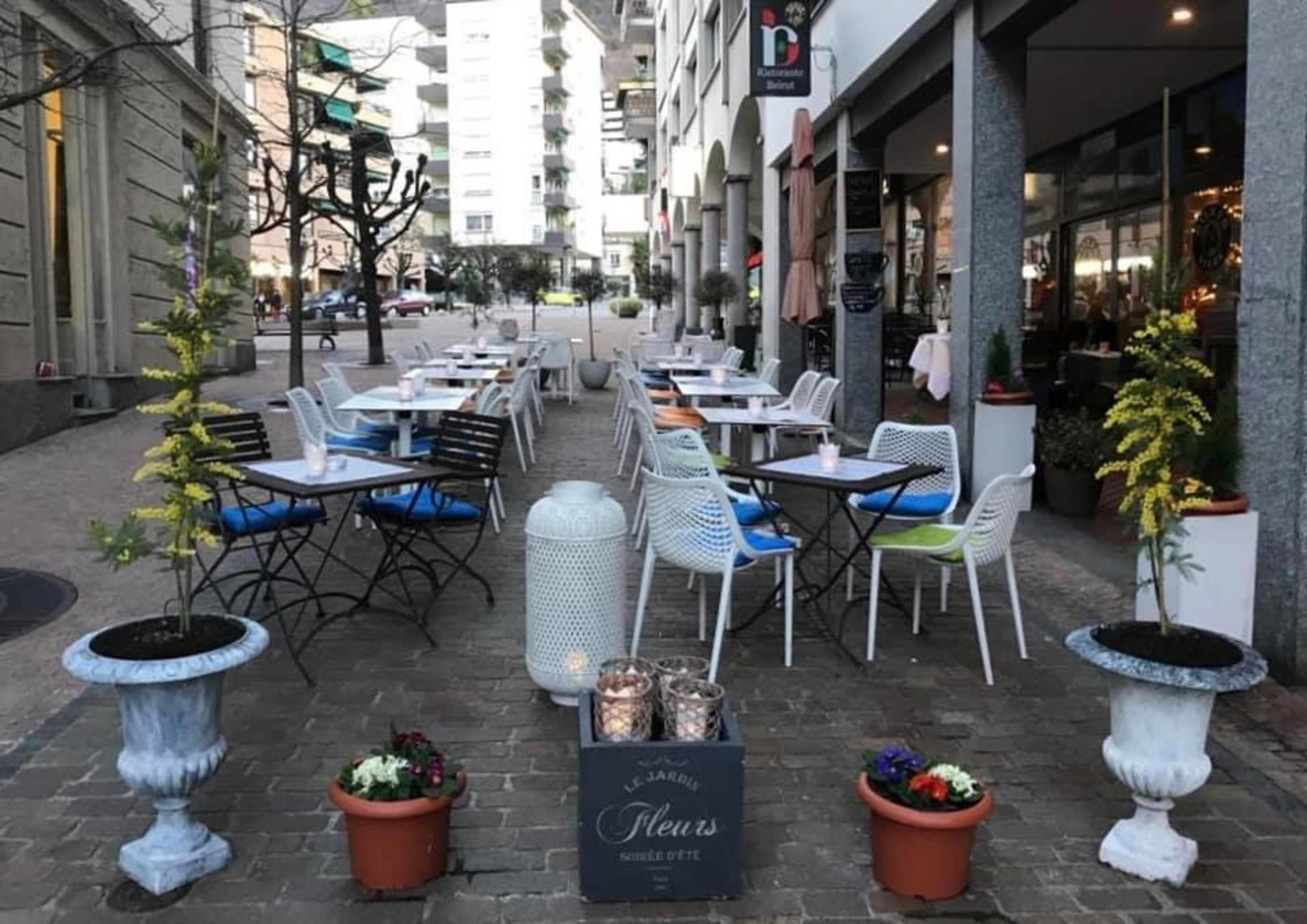 Benvenuti al Ristorante Beirut